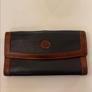 DOONEY & BOURKE | vintage wallet